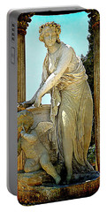 Garden Goddess Portable Battery Charger