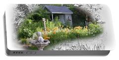 Garden House Portable Battery Charger