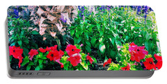 Garden Landscape 2 Version 1 Portable Battery Charger