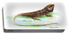 Garden Lizard Portable Battery Charger