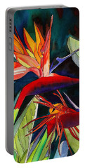 Garden Of Paradise Portable Battery Charger