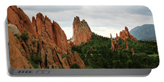 Garden Of The Gods Geology Portable Battery Charger
