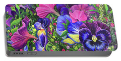 Garden Party Portable Battery Charger