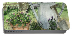 Garden Tools Portable Battery Charger