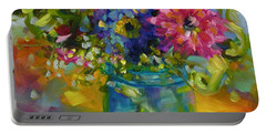 Garden Treasures Portable Battery Charger by Chris Brandley