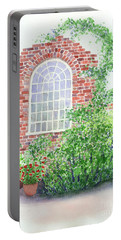 Garden Wall Portable Battery Charger