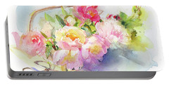 Gardening Still Life Portable Battery Charger