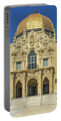 Garfield Park Golden Dome Portable Battery Charger