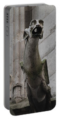 Gargoyle Notre Dame Portable Battery Charger