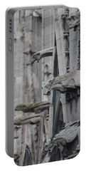 Gargoyles North Notre Dame Portable Battery Charger