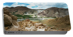 Garuda Valley Tibet Yantra.lv Portable Battery Charger