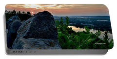 Garvin Heights Sunset Portable Battery Charger