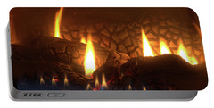 Gas Stove Flame Portable Battery Charger