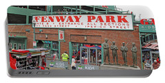 Gate B Fenway Portable Battery Charger