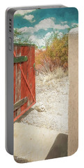 Gate To Oracle Portable Battery Charger