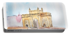 Gateway Of India Portable Battery Charger
