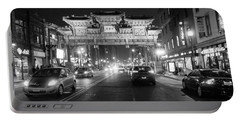 Gateway To Chinatown Portable Battery Charger