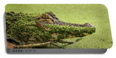 Gator Camo Portable Battery Charger