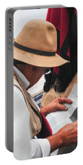 Gaucho Reading Portable Battery Charger