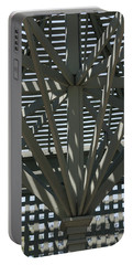 Gazebo Abstract Portable Battery Charger