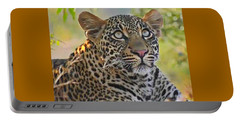 Gazing Leopard Portable Battery Charger