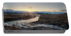 Gem Valley Sunrise Portable Battery Charger