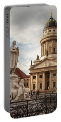 Portable Battery Charger featuring the photograph Gendarmenmarkt by Geoff Smith