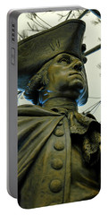 General George Washington Portable Battery Charger by LeeAnn McLaneGoetz McLaneGoetzStudioLLCcom