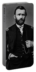 General Grant During The Civil War Portable Battery Charger