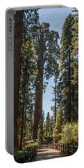 General Grant Tree Kings Canyon National Park Portable Battery Charger