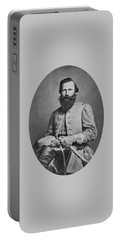 General J.e.b. Stuart - Confederate Army General Portable Battery Charger