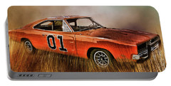 General Lee Portable Battery Charger