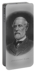General Robert E. Lee Print Portable Battery Charger