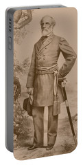 General Robert E. Lee Standing Portable Battery Charger