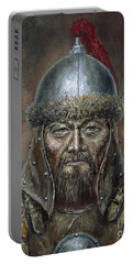 Genhis Khan Portable Battery Charger