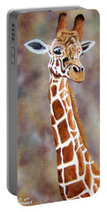 Gentle Giraffe Portable Battery Charger
