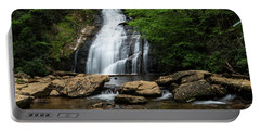 Gentle Waterfall North Georgia Mountains Portable Battery Charger
