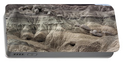 Portable Battery Charger featuring the photograph Geology Lesson 2 by Melany Sarafis