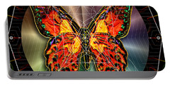 Geometron Fyr Lepidoptera Portable Battery Charger