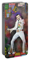 George Michael Gentlemen And Ladies Portable Battery Charger
