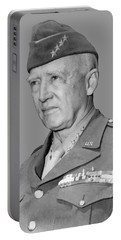 George S. Patton Portable Battery Charger