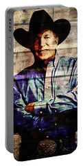 George Strait Portable Battery Charger