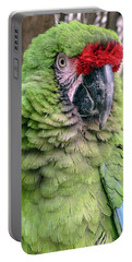 George The Parrot Portable Battery Charger
