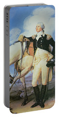 George Washington Portable Battery Charger by John Trumbull