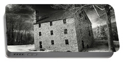 George Washingtons Gristmill Portable Battery Charger