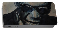 Georgia On My Mind - Ray Charles  Portable Battery Charger