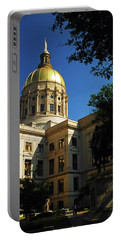 Georgia State Capitol Portable Battery Charger