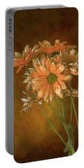 Gerbera Daisies Portable Battery Charger