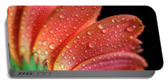 Gerbera Dew Portable Battery Charger