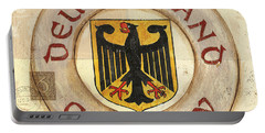 German Coat Of Arms Portable Battery Charger